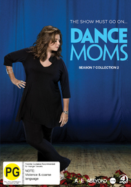 Dance Moms - Season 7: Collection 2 on DVD