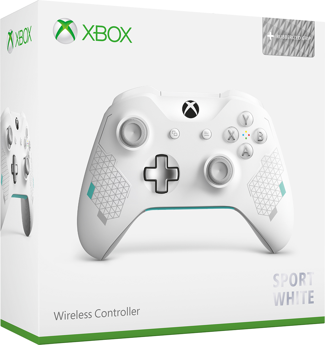 Xbox One Wireless Controller - Sport White Special Edition for Xbox One image