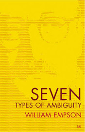 Seven Types of Ambiguity by William Empson image