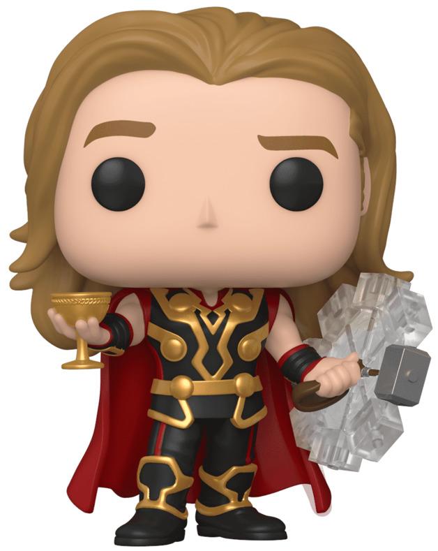 Marvel's What If? - Thor (Hammer & Mead) - Pop! Vinyl Figure