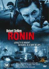 Ronin on DVD