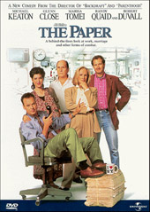 The Paper on DVD