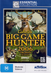 Cabela's Big Game Hunter 2006 for PC Games