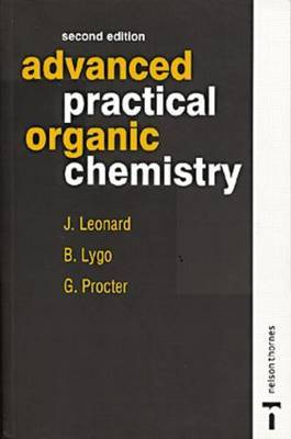 Advanced Practical Organic Chemistry by Garry Procter image