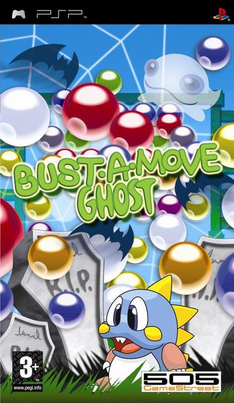 Bust A Move Ghost for PSP