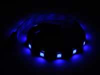SilverStone LS01 Flexible LED Strip Light (Blue)