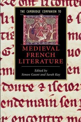The Cambridge Companion to Medieval French Literature image