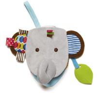 Skip Hop Bandana Buddies Puppet Book - Elephant