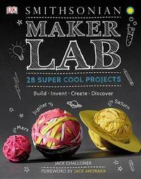 Maker Lab by Jack Challoner