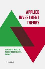 Applied Investment Theory by Les Coleman