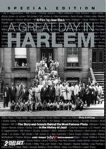 A Great Day In Harlem on DVD