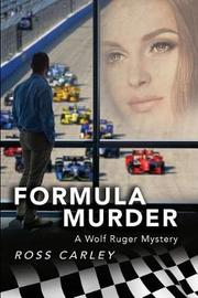 Formula Murder by Ross Carley image