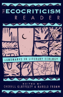 The Ecocriticism Reader image