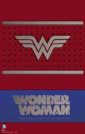 Wonder Woman Deluxe Journal (Large) by Insight Editions