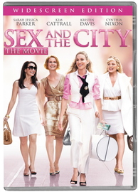 Sex and the City: The Movie on Blu-ray