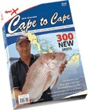 Spot X New Zealand Cape to Cape: Over 2000 Fishing Spots by B. Duncan