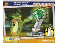 Cobi: Penguins - Medusa Serum Mutant Laser