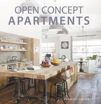 Open Concept Apartments by Francesc Zamora