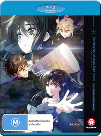 The Irregular At Magic High School The Movie The Girl Who Summons The Stars (Subtitled Edition) on DVD