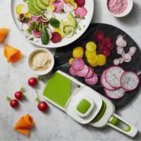 Chef'n Sleek Slice Handheld Collapsible Mandoline