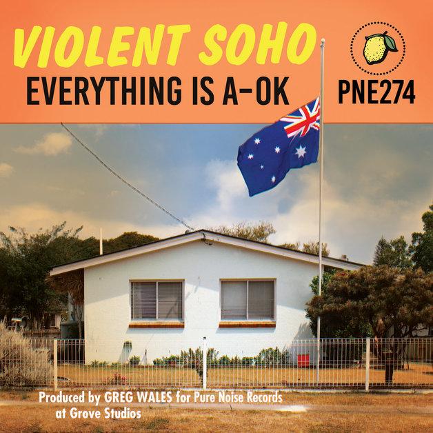 A Ok by Violent Soho