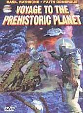Voyage To The Prehistoric Planet / Voyage To The Planet Of Prehistoric Women on DVD