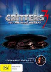 Critters 3 on DVD