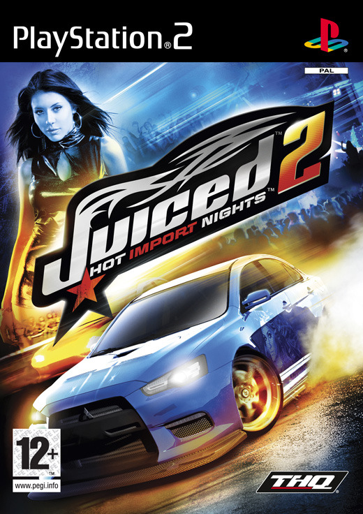 Juiced 2: Hot Import Nights for PlayStation 2