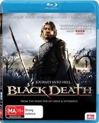 Black Death on Blu-ray