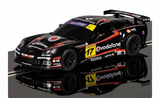 Scalextric Corvette C6R GT Open Brands 1/32 Slot Car