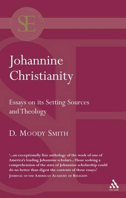 Johannine Christianity by D.Moody Smith image