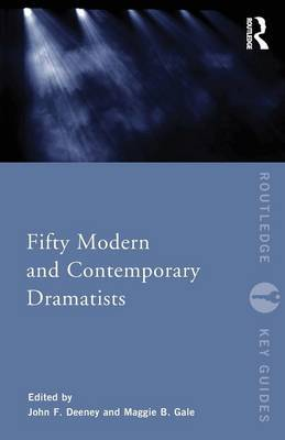 Fifty Modern and Contemporary Dramatists image
