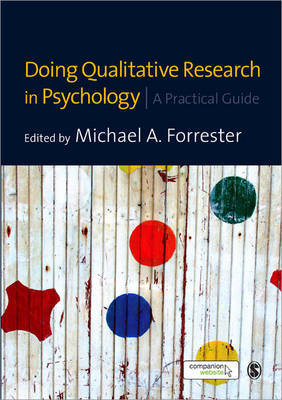 Doing Qualitative Research in Psychology image
