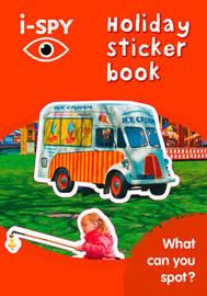 i-SPY Holiday Sticker Book by I Spy