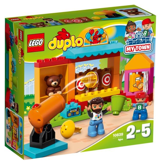 LEGO DUPLO: Shooting Gallery (10839)