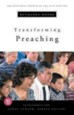 Transforming Preaching by Ruthanna.B Hooke image