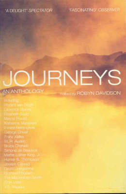 The Picador Book of Journeys by Robyn Davidson image