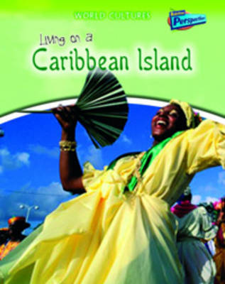 Living on a Caribbean Island by Louise Spilsbury image