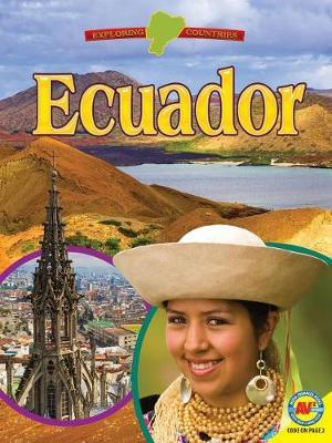 Ecuador by Michelle Lomberg