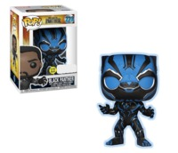 Black Panther (Blue Glow Ver.) - Pop! Vinyl Figure