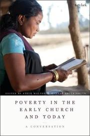 Poverty in the Early Church and Today