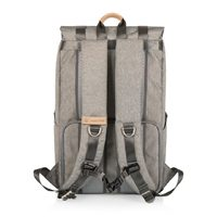 Picnic Time: PT-Frontier Picnic Backpack (Heathered Gray) image
