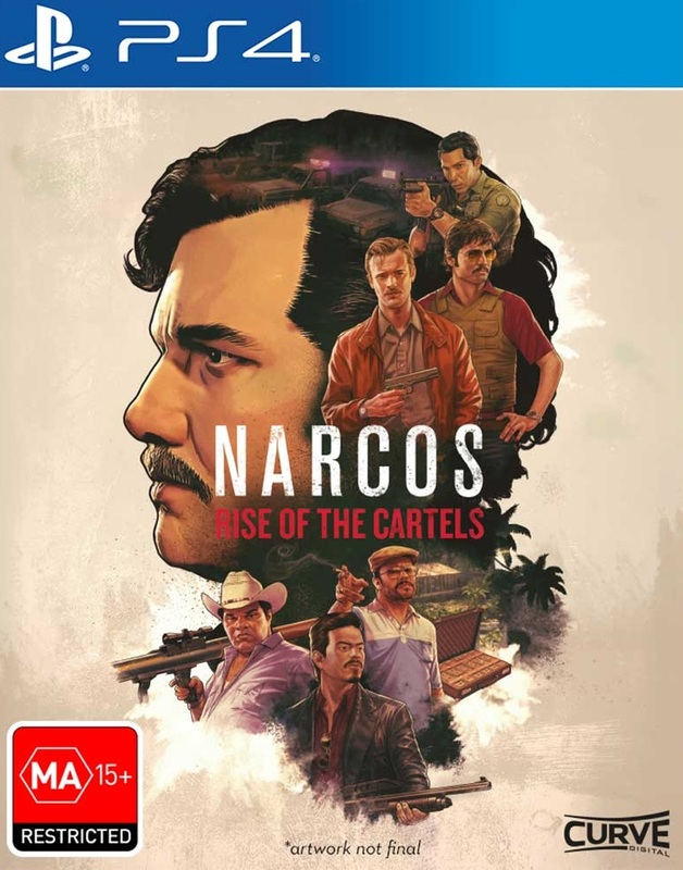 Narcos: Rise of The Cartels for PS4