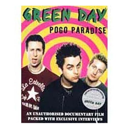 Green Gay - Pogo Paradise on DVD image
