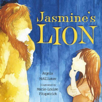 Jasmine's Lion by Angela McAllister
