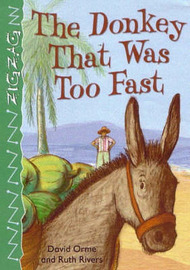The Donkey That Was Too Fast by David Orme image