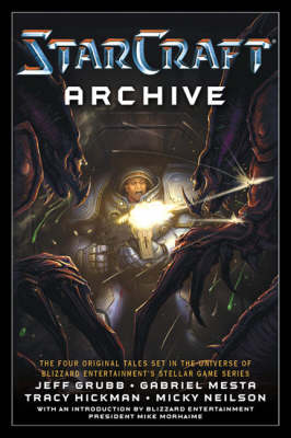 The StarCraft Archive by Jeff Grubb image