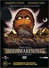 The Awakening on DVD