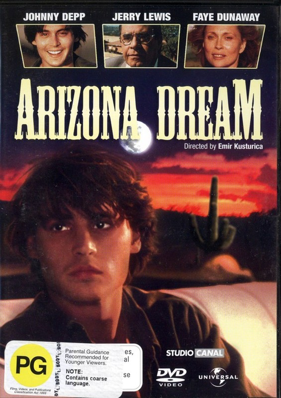 Arizona Dream - Special Edition on DVD