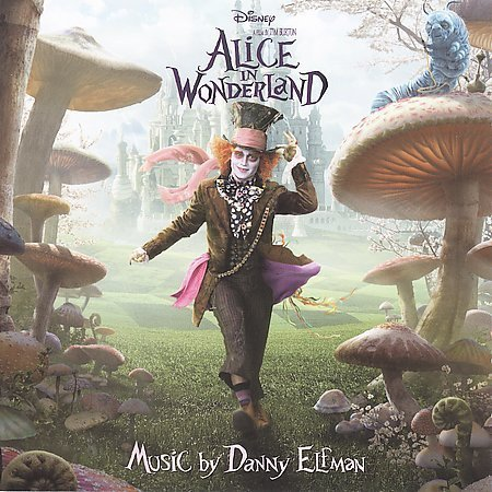 Alice in Wonderland by Original Soundtrack